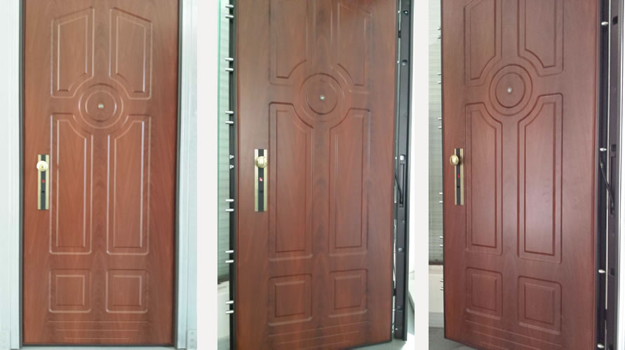 Armoured Steel Security Doors - Gardesa